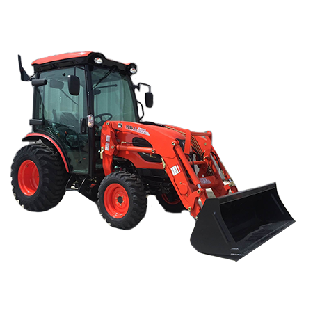 LS-Compact-Tractor