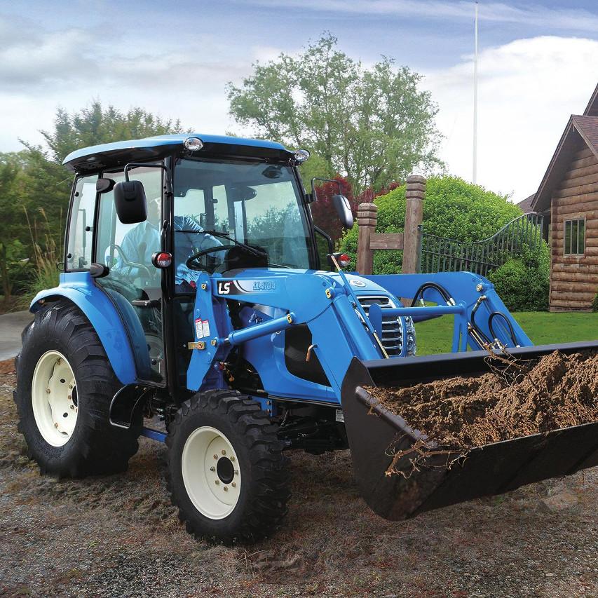 Package deals on tractors