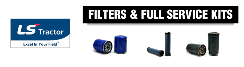 LS Tractor Filters and Kits