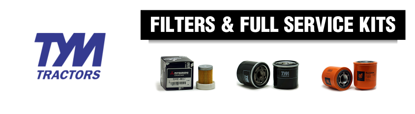 TYM Filters and Kits