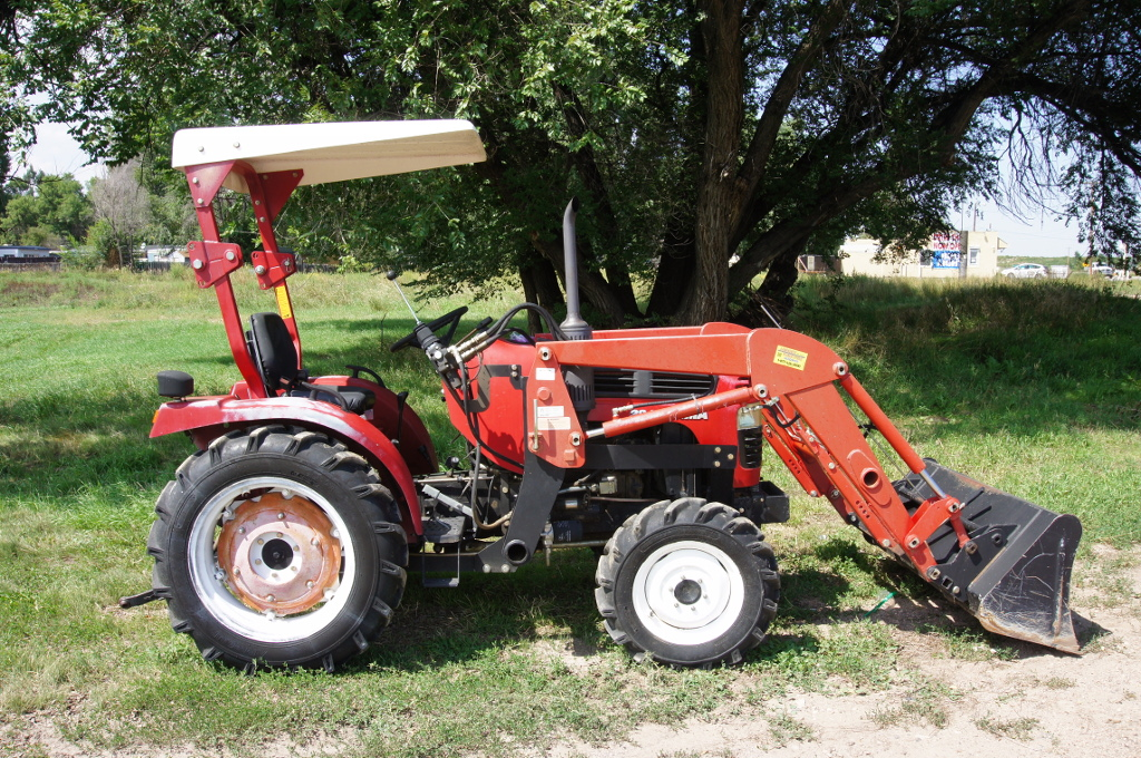 Jinma Tractor Parts : Quality used tractors for sale in colorado we deliver to
