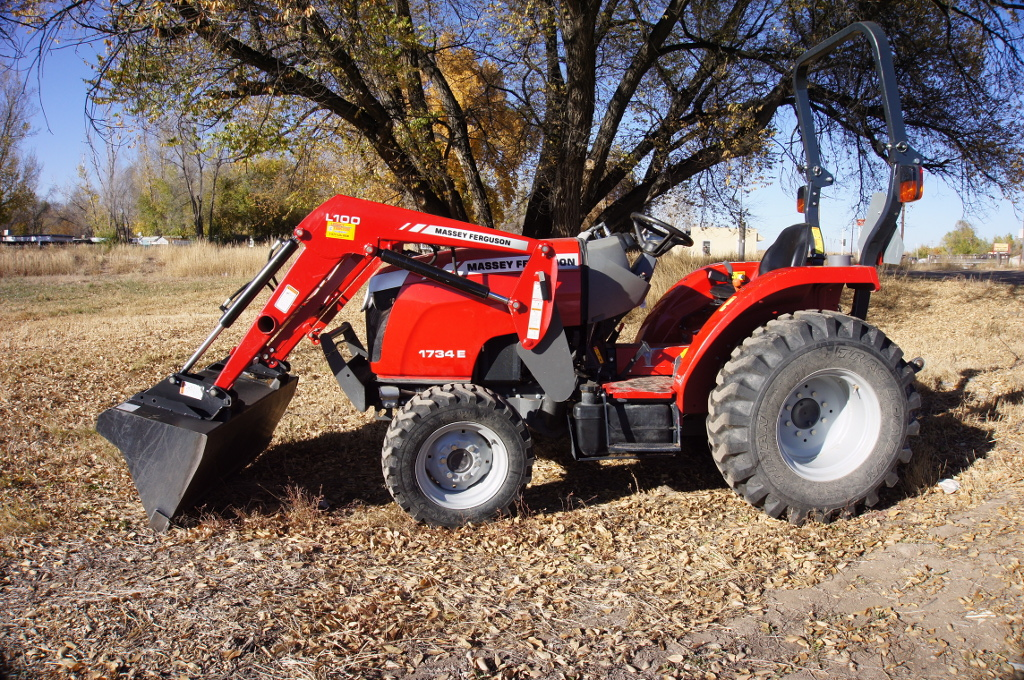 Tractor Live Pto : Quality used tractors for sale in colorado we deliver to