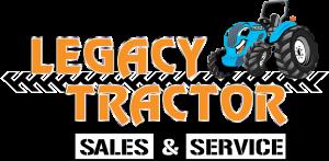 Legacy Tractor Sales Logo