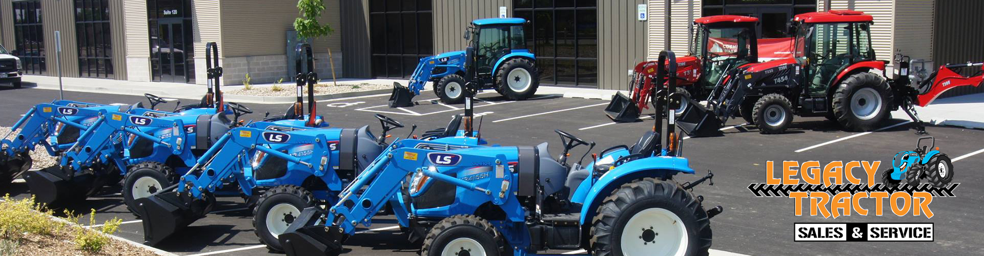 TYM Tractors, LS Tractors, Tractor Packages, Tractor For Sale