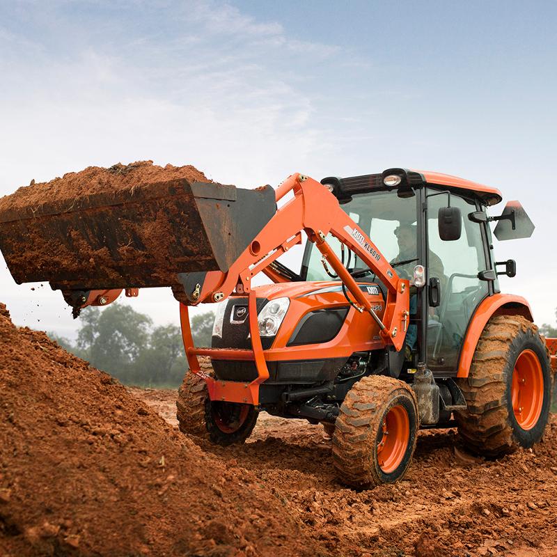 KIOTI NX Series 45-55hp - Legacy Tractor Parts & Service