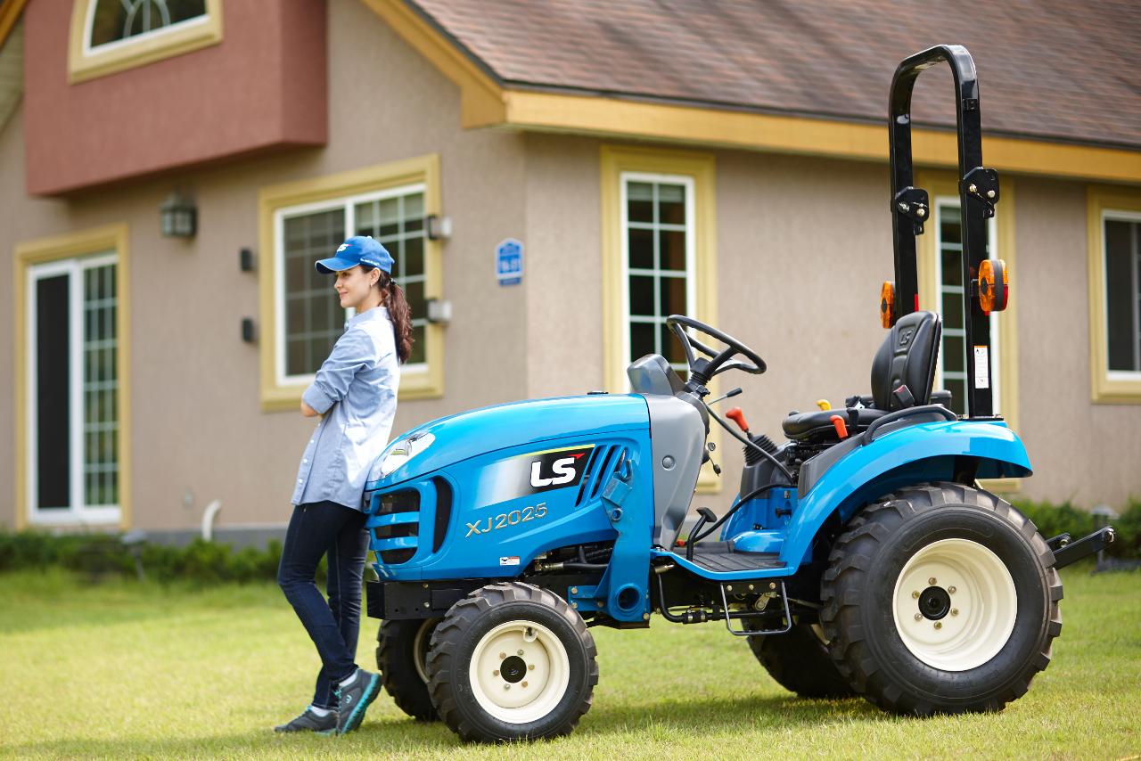 LS XJ Series - Compact Tractors - Legacy Tractor Parts & Service