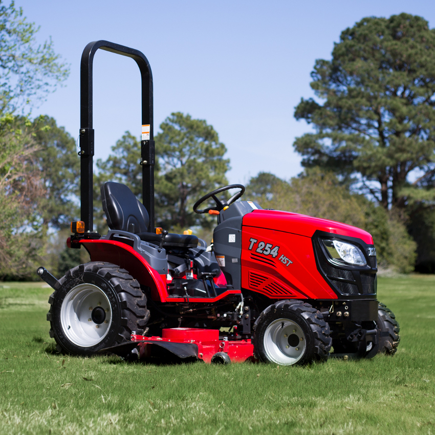 TYM T254 Series - Sub-Compact Tractor - Legacy Tractor Parts