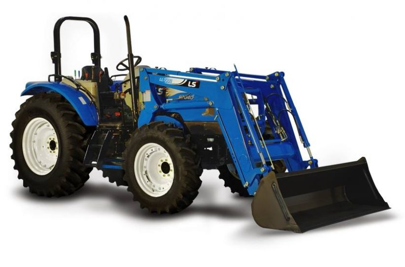 LS P7040 Utility Tractor