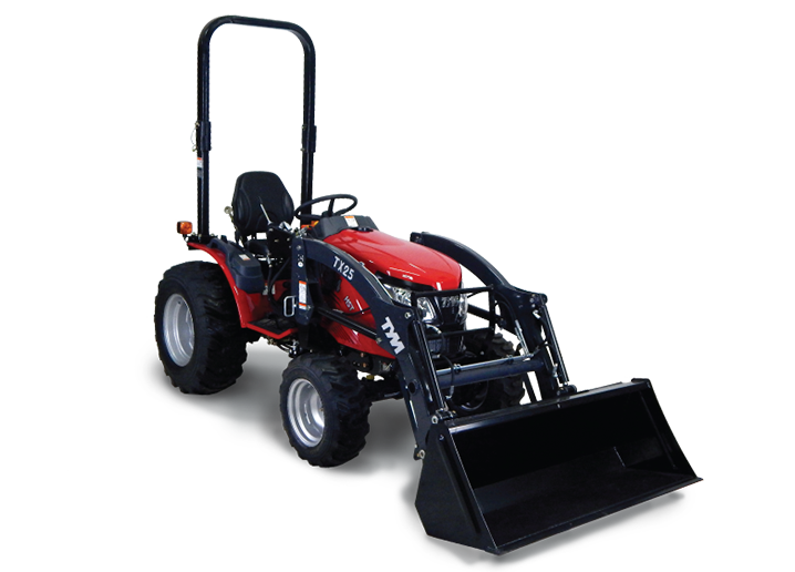 TYM-Sub-Compact-Tractor-T254-2