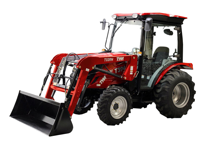TYM-T394-Compact-Tractor